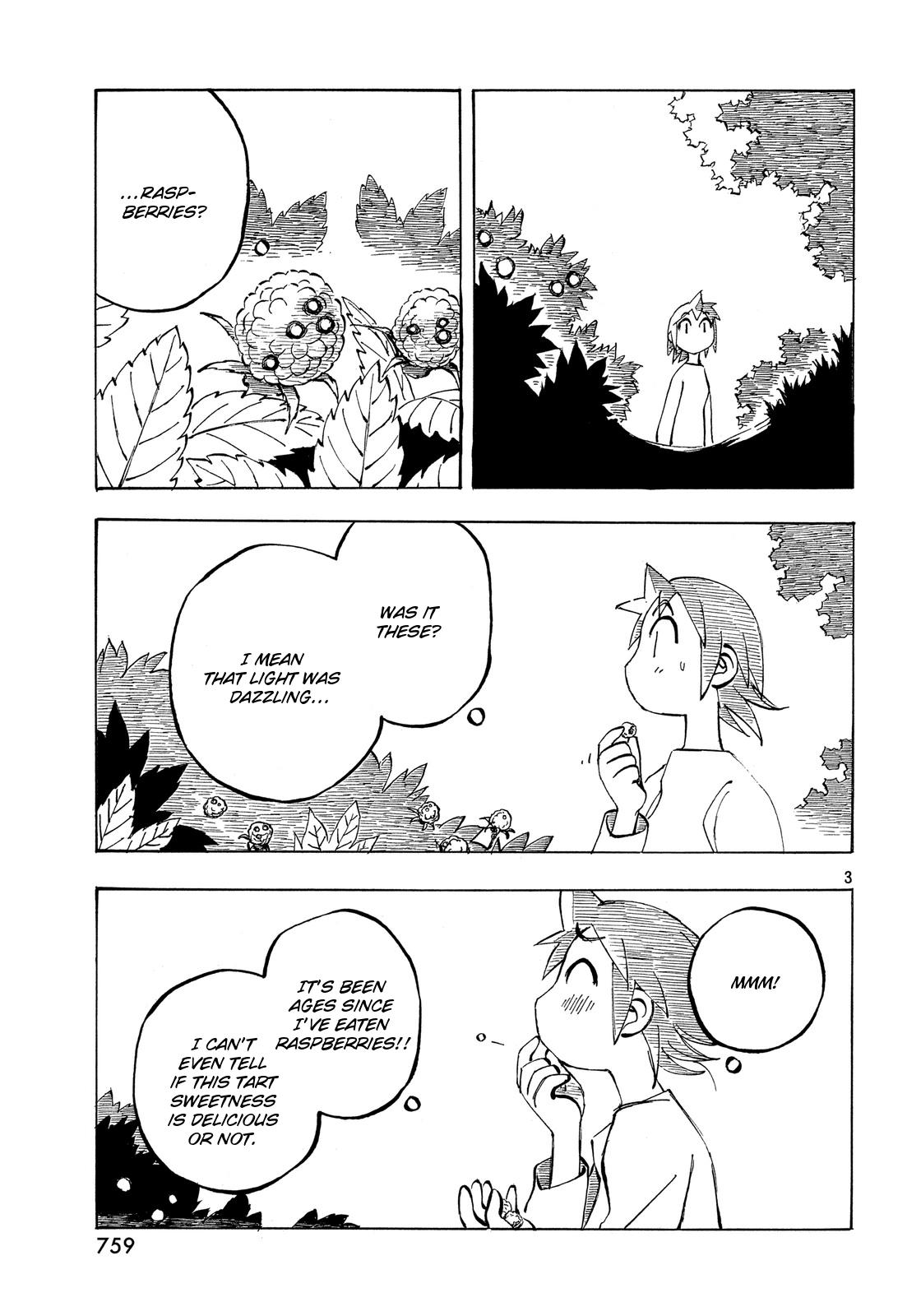 Kotonoba Drive - Chapter 21