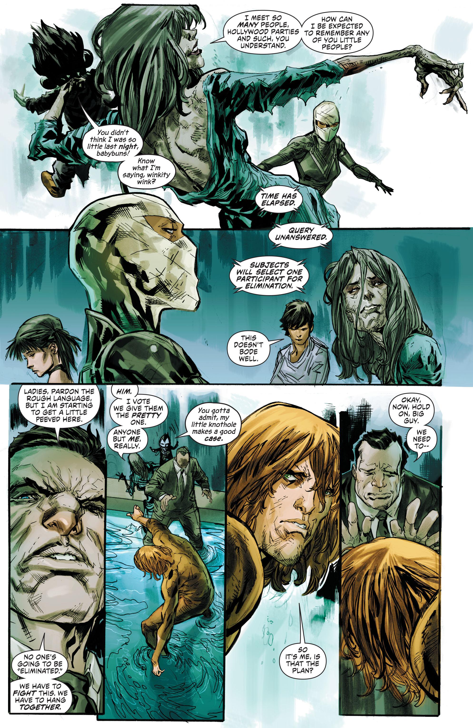 Read online Secret Six (2015) comic -  Issue #2 - 10