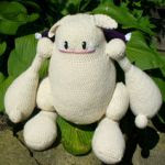 patron gratis monstruo amigurumi | free amigurumi pattern monster