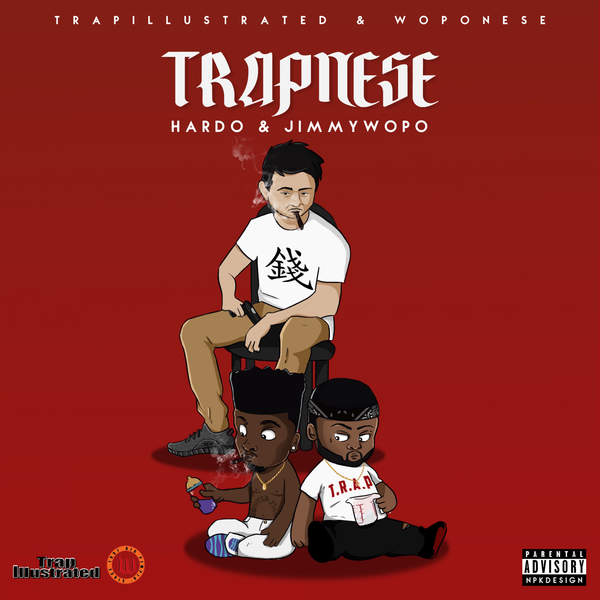 Hardo & Jimmy Wopo - Trapnese Cover
