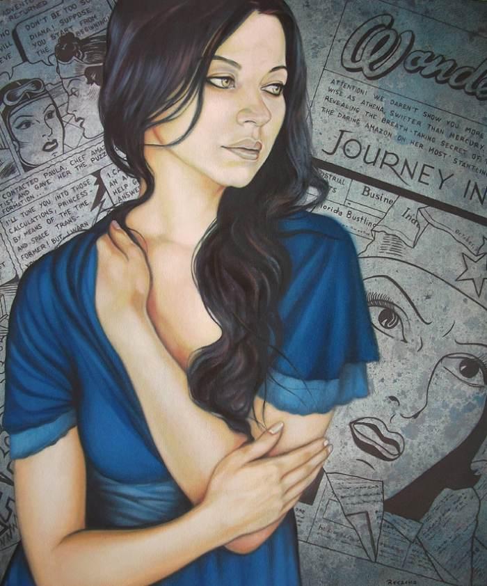 Испанский художник. Fran Recacha