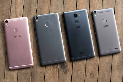 Tecno WX4 And WX4 Pro Colors