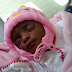 Wow! A Nigerian woman adopts a baby found abandoned by the roadside in Sokoto State ...photo
