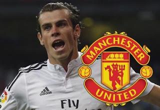 Gareth Bale Lebih Tertarik Pindah ke Manchester United Ketimbang Chelsea
