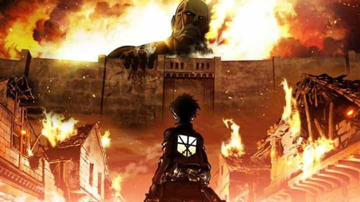 Attack on Titan (Shingeki no Kyojin)