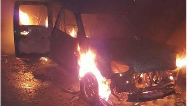 Nigeria policemen 'killed by navy' in Calabar