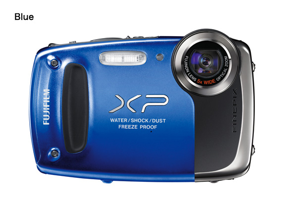 Fuji FinePix XP50 front