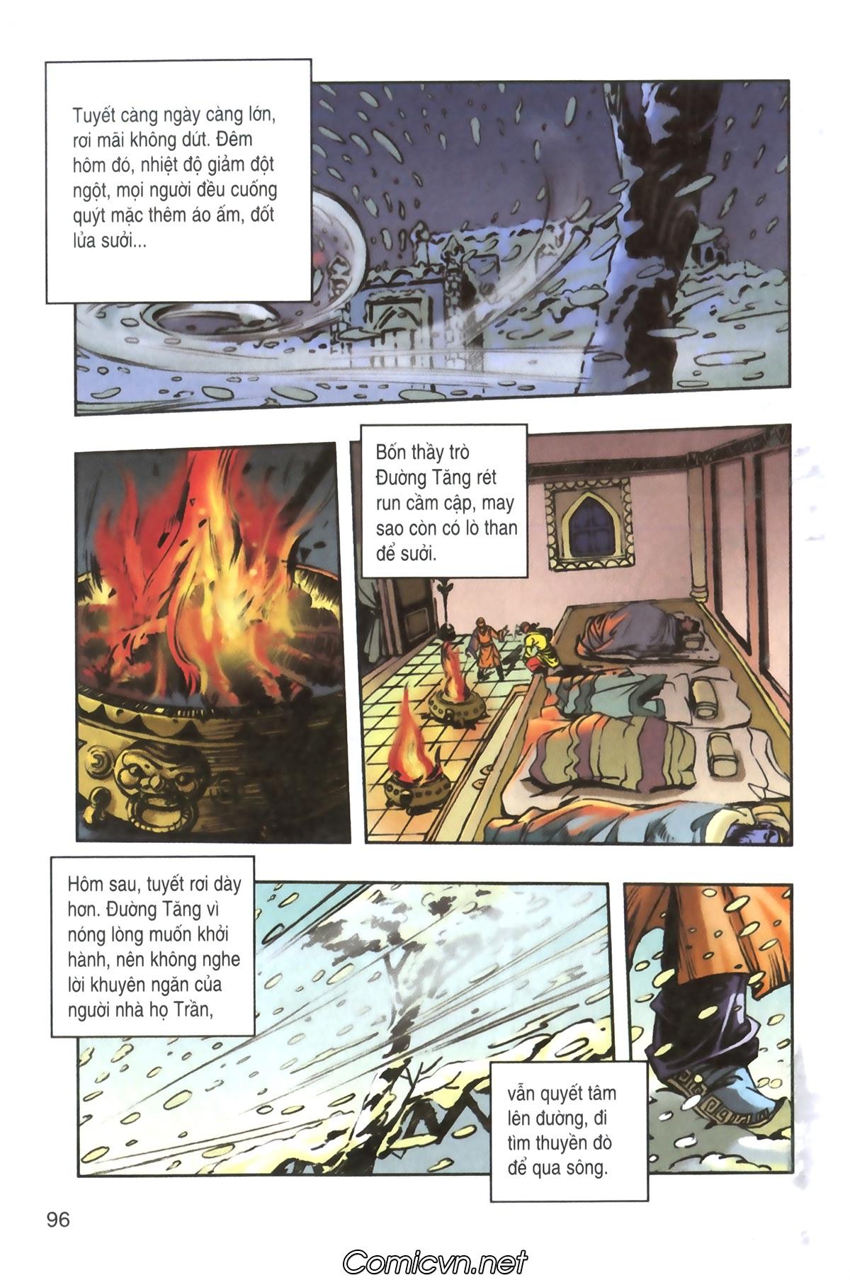 Tây Du Ký màu - Chapter 93 - Pic 32