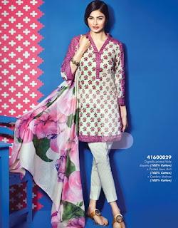 Nishat Linen Summer 2016 Lawn Catalog