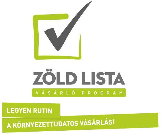 Legyen rutin a környezettudatos vásárlás – Zöldlista vásárló program