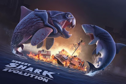 Hungry Shark Evolution v4.2.0 Mod Apk (Unlimited Money) Update Version Free