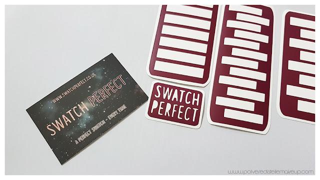 Swatch Perfect Stencil vinile
