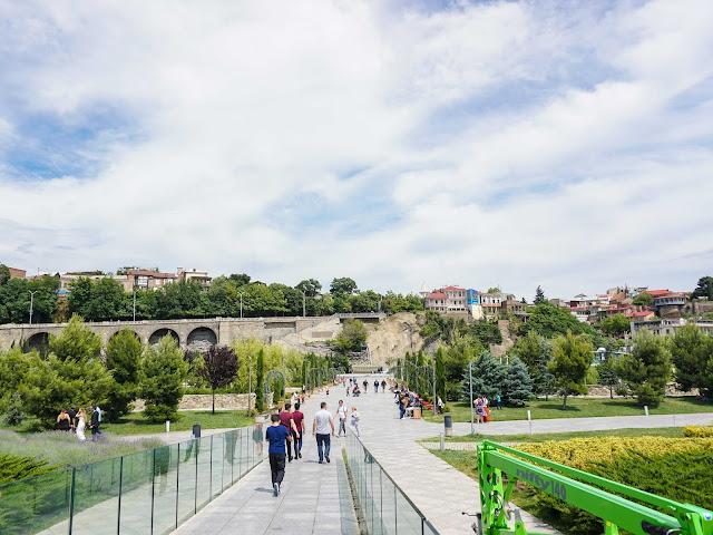 Wisata Kota Tbilisi Georgia. (source: www.jurnaland.com)