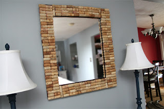 Sohl Design Corky Mirror
