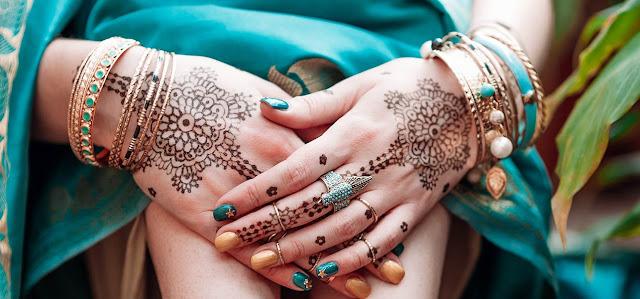 Rajasthani Full Hands mehndi design