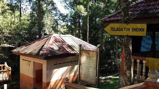 Kompleks Telaga Tok Sheikh