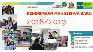 Penerimaan Mahasiswa Baru STIE Perbanas Surabaya 2018/2019 (Program Beasiswa dan Reguler)
