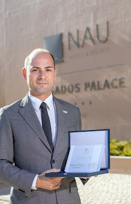 Marcos Sousa conquista título de Melhor Diretor de Hotel