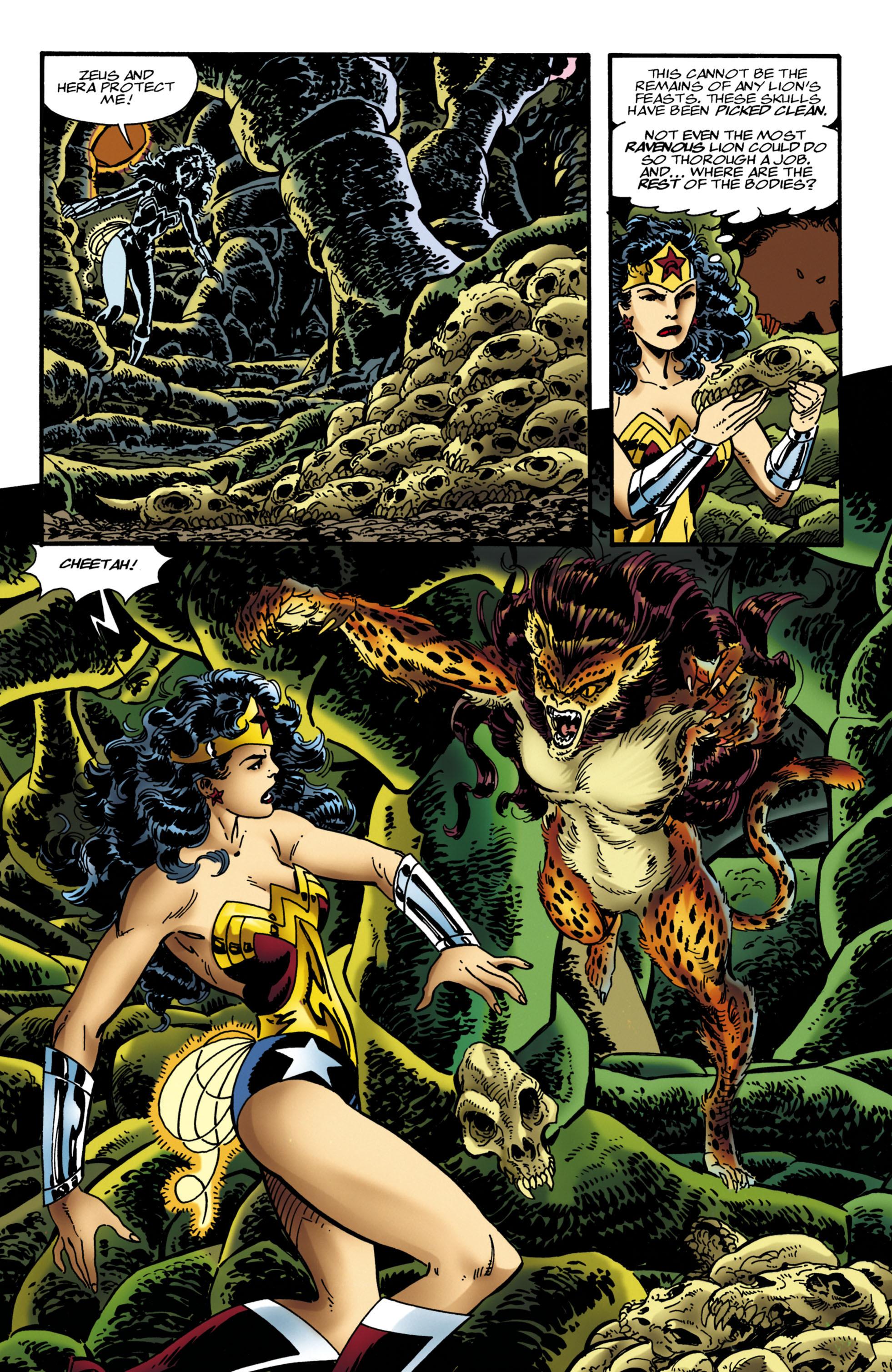 Read online Wonder Woman (1987) comic -  Issue #118 - 17