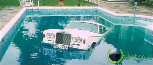 Rolls-Royce milik drummer band legenda The Who