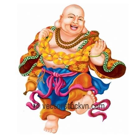Phật Di Lặc PSD