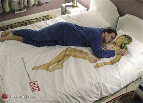 3D Bed Linens 14