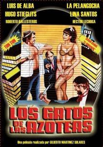 Los Gatos de las Azoteas – DVDRIP LATINO
