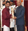 2019  पद्म पुरस्कारों की घोषणा  ; राष्ट्रपति के द्वारा पद्म पुरस्कारों की घोषणा की गयी। # 11 march