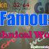 Famous Technical Words aur Unaka Matlab