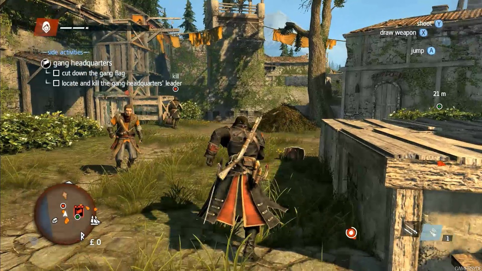 Assassin's Creed Rogue Compresssed Free Download PC Game ...