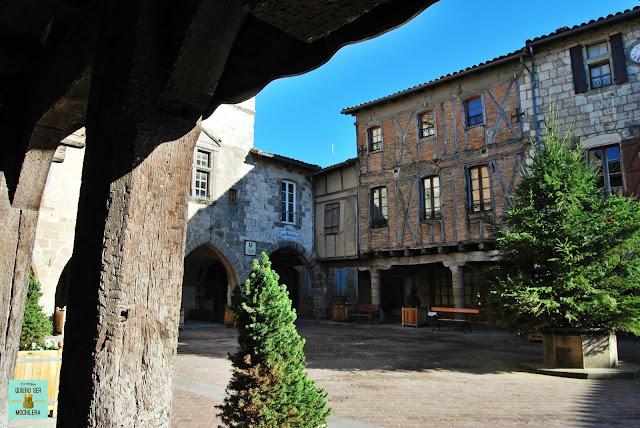 Castelnou de Montmiral, Midi-Pyrénées
