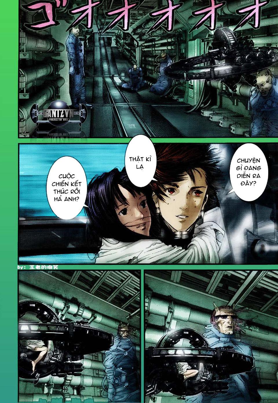 Gantz chap 366 trang 14
