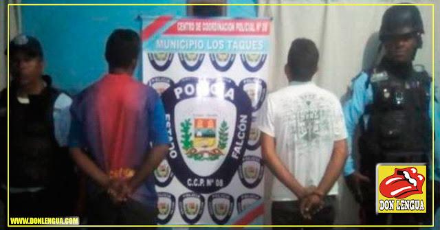Los capturaron por robarse nada menos que 3 postes de tendido eléctrico