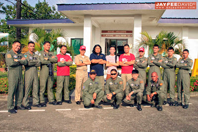 Naval Aviator Training Squadron NATS, Naval Air Group, Philippine Navy, Sangley Point Naval Air Base, Cavite, Lt Rowene Colita PN