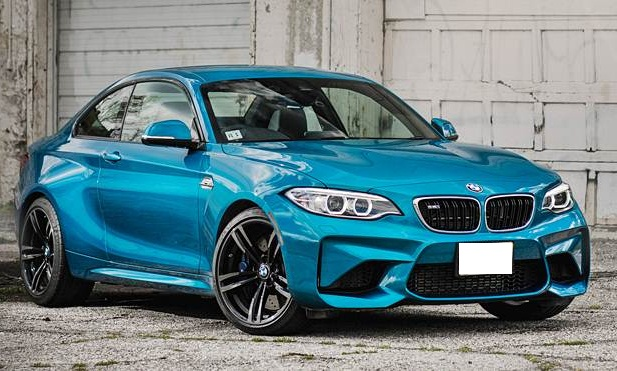 BMW M2 Gran Coupe Could Gain Two More Doors