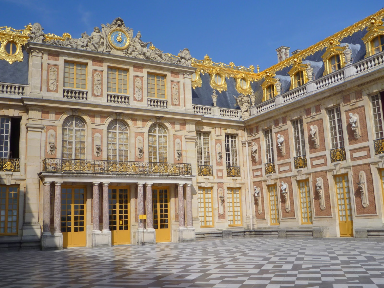 histoires de voir versailles le ch teau les trianons 9 septembre 2014. Black Bedroom Furniture Sets. Home Design Ideas
