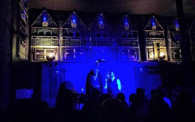 Castle Dracula Experience in Dublin