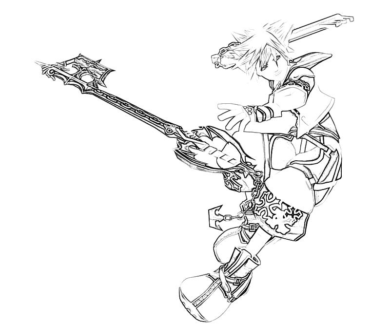 sora coloring pages - photo#37