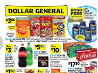 Dollar general weekly ad for this week 12/31/2017 - 01/06/2018