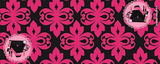 Etiquetas de Fiesta de Maquillaje para imprimir gratis.