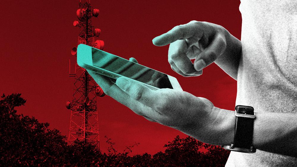 """Os perigos da tecnologia 5G, A rede sem fio 5G ou a """"5ª Geração"""" é a última geração de tecnologias móveis que a indústria está adotando, promovendo como serviços mais rápidos de Internet"""
