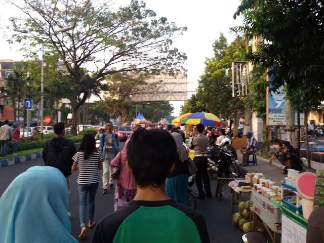 Suasana Bikin Kangen Saat Bulan Puasa di Malang