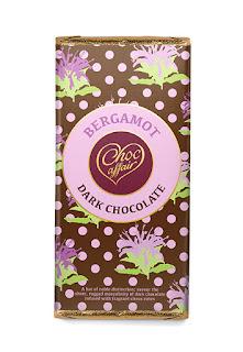 chocolate bergamota