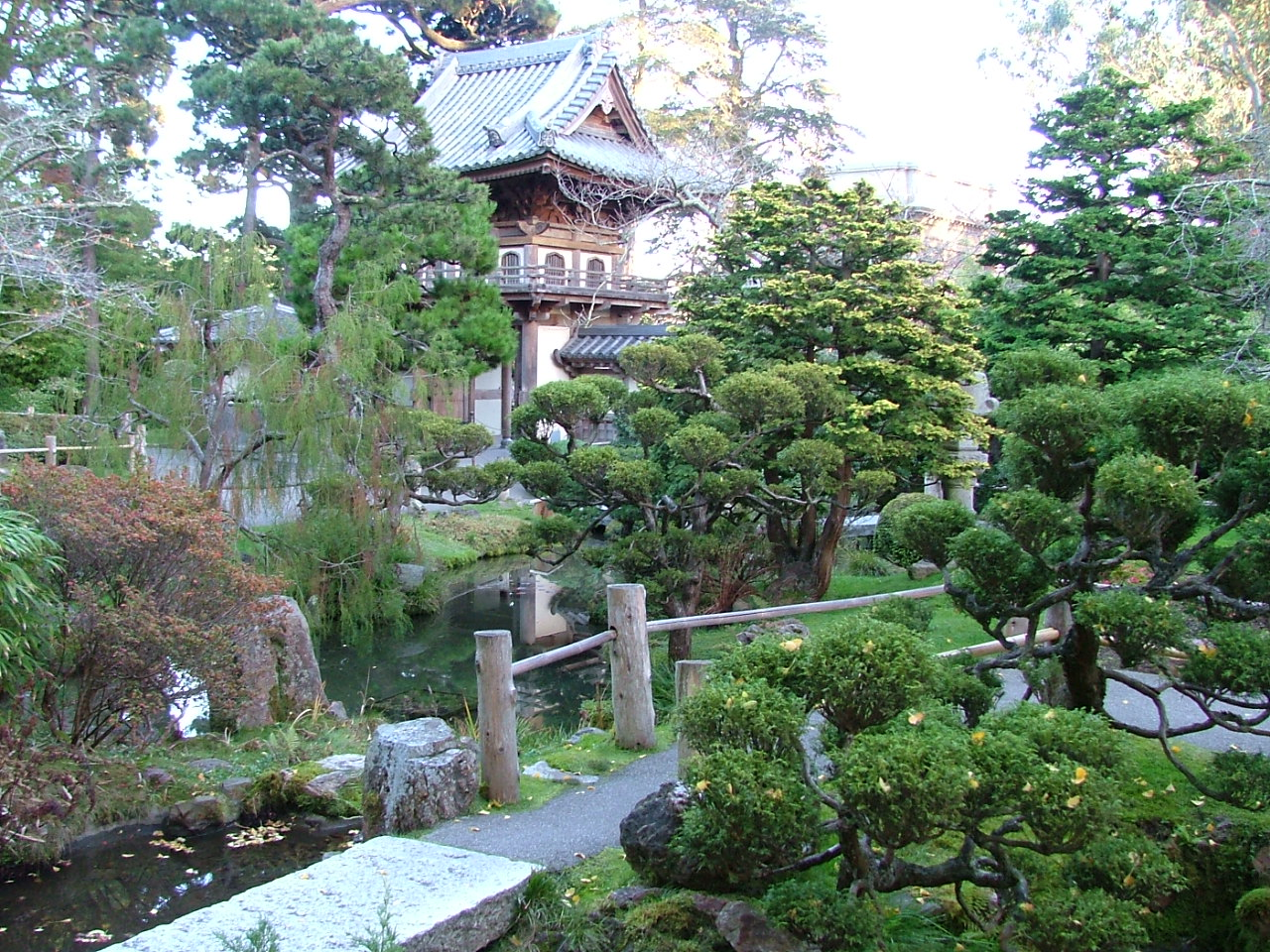 Gold Stuff: Beautiful Japanese Gardens