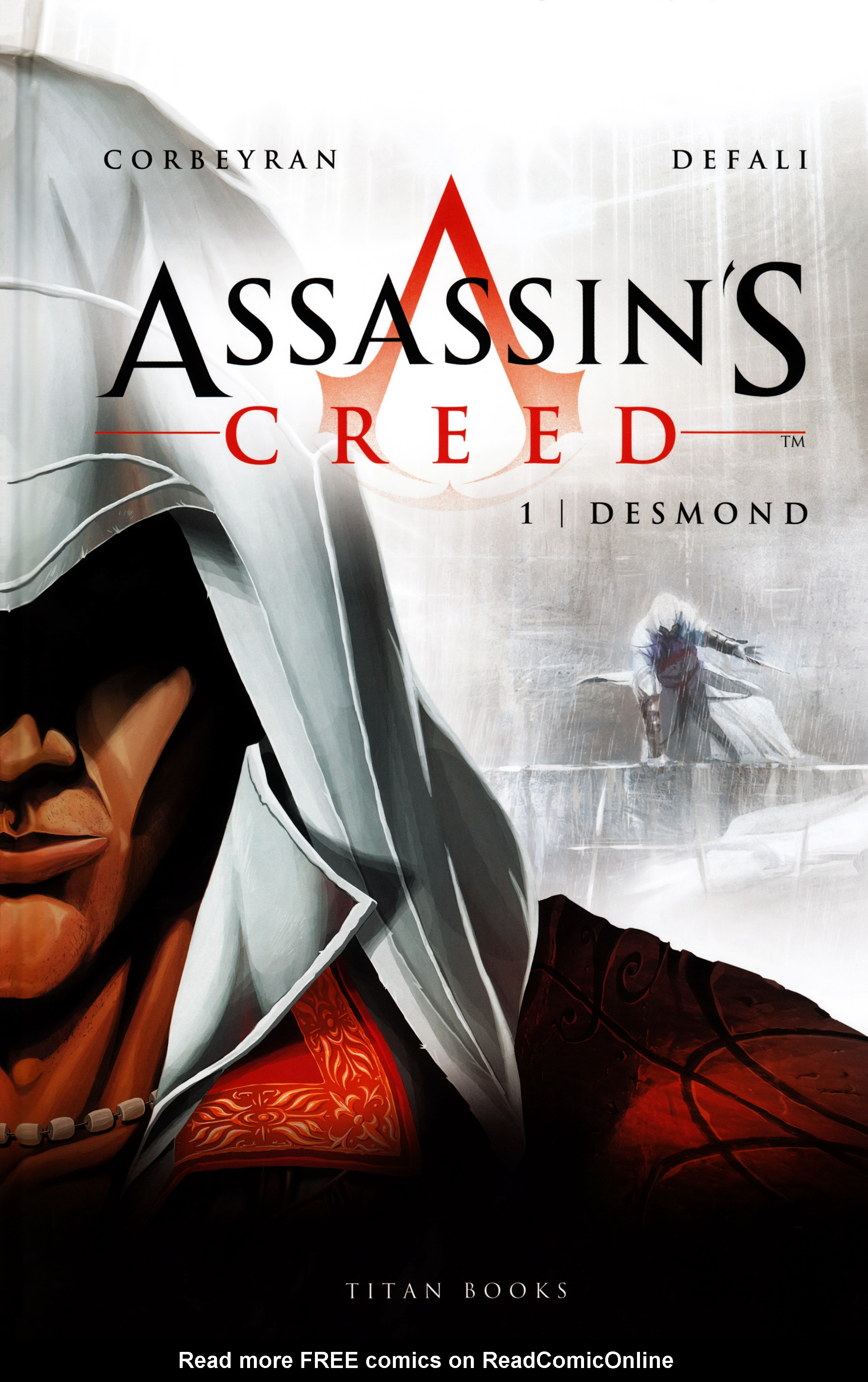 Read online Assassin's Creed (2012) comic -  Issue #1 - 1