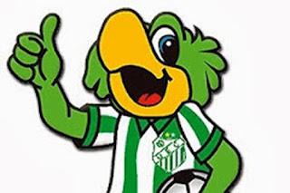 Mascote Uberlândia Esporte Clube