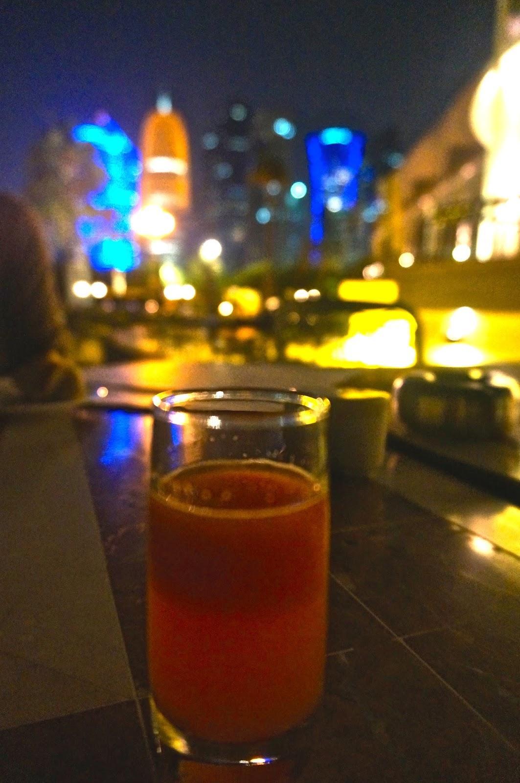 Dining With A View: La Veranda at The Sheraton, Doha