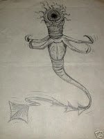 http://alienexplorations.blogspot.co.uk/1979/09/facehugger-drawing-attributed-to-ron.html