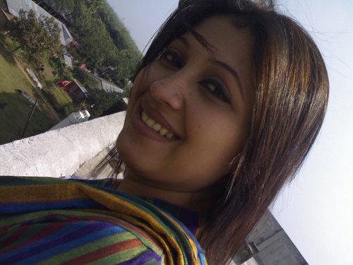 Bangladeshi Actress Model Singer Picture Nafisa Jahan -3751