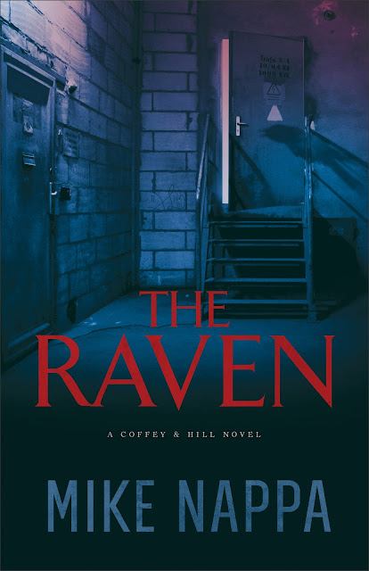The Raven (Coffey & Hill #2) by Mike Nappa